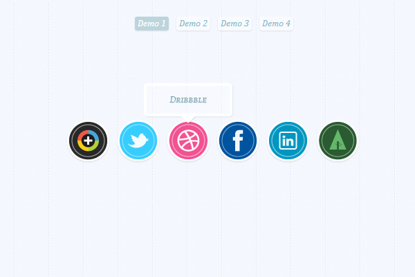 CSS3 Animated Tooltips